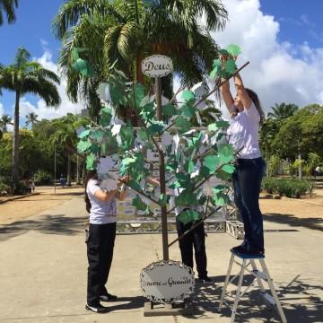 Ação social e prestação de serviços marcam o Dia Nacional de Ação de Graças