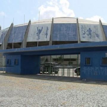 O ginásio esportivo Geraldo Magalhães deve ser inaugurado até o fim deste ano