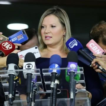 Joice Hasselmann fala sobre Reforma da Previdência no Recife