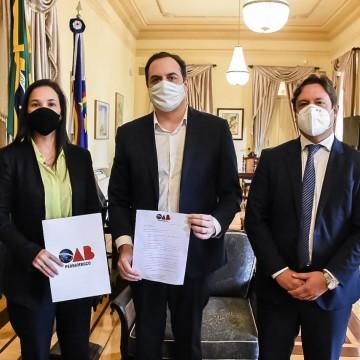 Governo atende solicitação da OAB-PE e confirma realização do Exame de Ordem