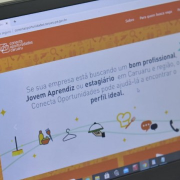 Programa da Prefeitura de Caruaru oferece novas vagas de emprego