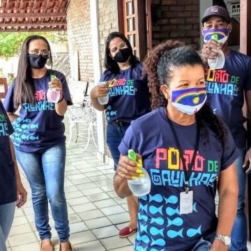 Prefeitura do Ipojuca promove ação de conscientização nas praias no feriado de 7 de Setembro