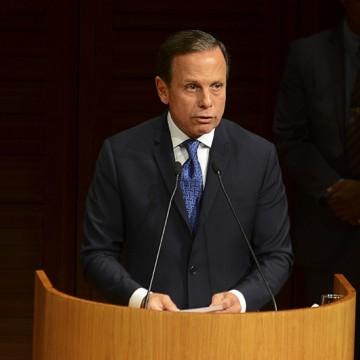Doria eleva o tom de suas críticas ao presidente Bolsonaro