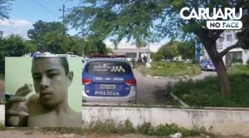 Bandido conhecido como Japa morre em troca de tiros com a polícia em Caruaru