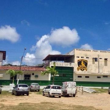 Detento morre a tiros dentro da penitenciária Barreto Campelo