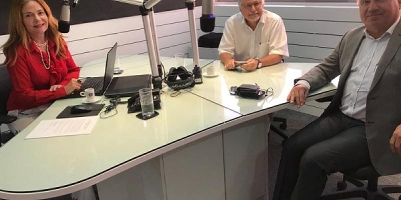 Antônio Jorge Araujo, fundador da Escola F, é o entrevistado de Patrícia Raposo e José Emílio Calado na edição do podcast desta semana.