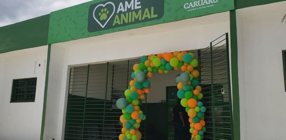 AME Animal é inaugurada em Caruaru