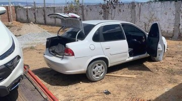 Polícia localiza desmanche e indentifica loja que encomendava peças em Caruaru