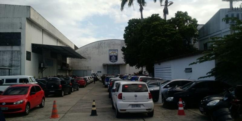 Recife foi a cidade que puxou a baixa com -44,11% no número de CVPs