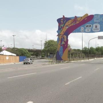 Olinda tem interdições de vias durante o Carnaval 2020