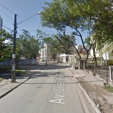 Obra em Piedade provoca mudança no trânsito na Avenida Ulisses Montarroyos