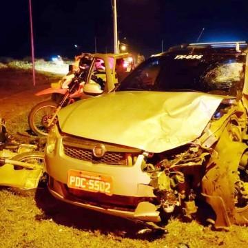 Decretada prisão preventiva do motorista envolvido em acidente que causou a morte de motociclista