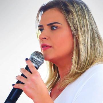 Marília discute cenário do PT com o ex-presidente Lula