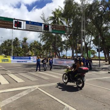 Ações no Recife marcam a Semana Nacional de Mobilização contra o Aedes Aegypti