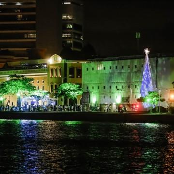 Ciclo Natalino do Recife tem início neste domingo
