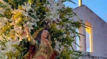 Festa de Nossa Senhora da Assunção começa nesta quinta (08)