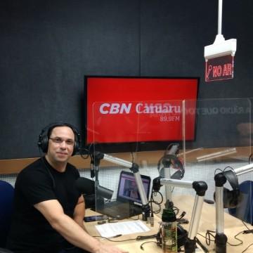 CBN Total Segunda-feira 15/03/2021