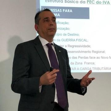 Décio Padilha  defende a criação do Fundo de Desenvolvimento Regional