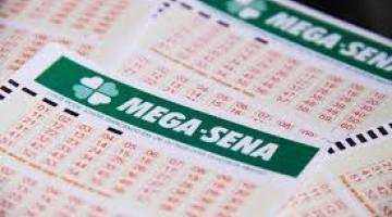 Mega-Sena sorteia R$ 25 milhões nesta quarta