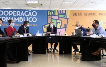 Governo de Pernambuco apresenta estratégias de prevenção à violência