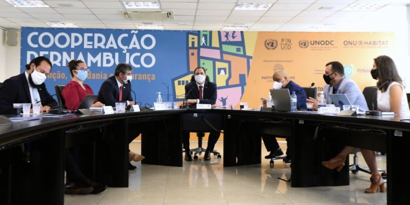 A ideia do evento é dinamizar e otimizar recursos físicos, financeiros e humanos das políticas públicas preventivas do programa Pacto Pela Vida