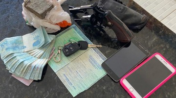 Equipe do Malhas da Lei prende homem acusado de praticar homicídio em Caruaru