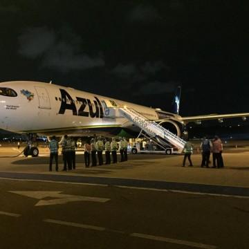 Voo para a Índia em busca de vacinas tem saída do Recife nesta sexta-feira (15)