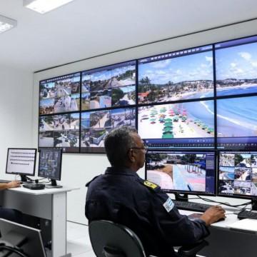 Videomonitoramento já está em funcionamento no Cabo