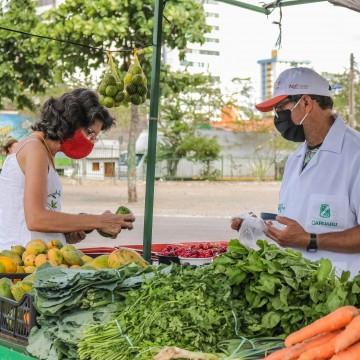 Feira da Agricultura Familiar de Caruaru oferece produtos livres de agrotóxicos e movimenta a economia local