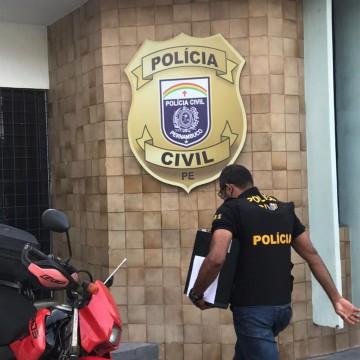 Polícia Civil cumpre mandados em operação contra quadrilha envolvida em fraude em licitações e lavagem de dinheiro