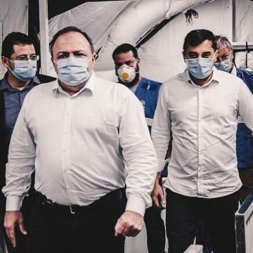 Ministério estima remoção de cerca de 1,5 mil pacientes de Manaus
