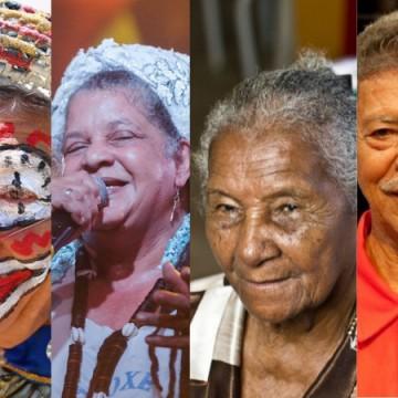 Mais seis artistas são escolhidos como patrimônios vivos de Pernambuco