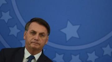 Bolsonaro: falta orçamento para repor perdas de estados e municípios