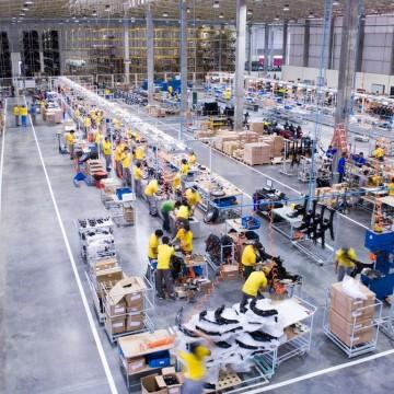 Confiança da indústria segue disseminada em 30 setores pelo terceiro mês consecutivo, mostra CNI