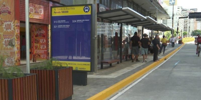 Além do trecho entre as ruas da Aurora e Hospício, que já foi concluído, a adoção foi ampliada para o quarteirão entre as ruas da Soledade e Gervásio Pires