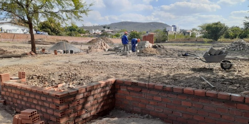 O programa contou com a participação do Secretário de Infraestrutura urbana e Obras de Caruaru