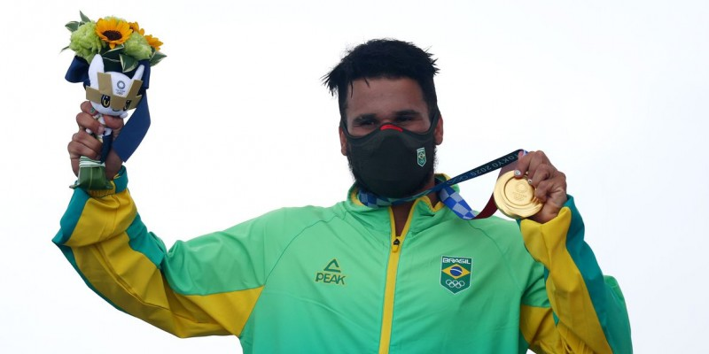 Ítalo Ferreira e Fernando Scheffer levaram as medalhas