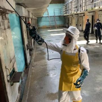 Conselho de secretários decide manter o uso da máscara em presídios
