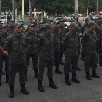 Para intensificar ações nos locais mais violentos, PM lança operação 'FORTE'