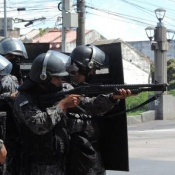 Governo do Estado investiga mandantes na ação da PM em ato no Recife