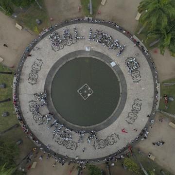 Ações no Recife marcam a semana de mobilização pelo clima