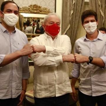 PT e PSB ensaiam reaproximação de olho nas eleições de 2022