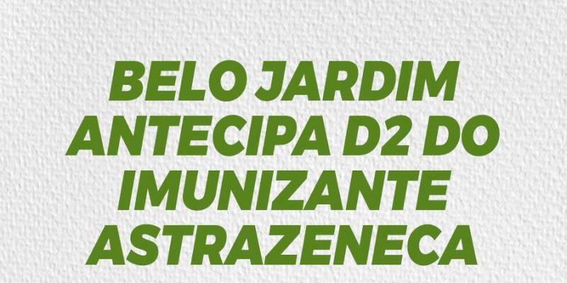 A antecipação da segunda dose não traz nenhum prejuízo à saúde e auxiliará na aceleração do processo de vacinação em Pernambuco