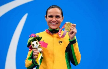 Moradora de Caruaru conquista ouro e bronze em Tóquio