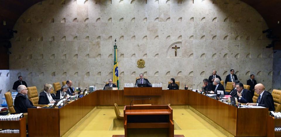 Polícia Federal avisa ao STF que ministros podem ser alvos de ataque terrorista
