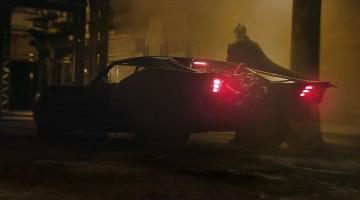 Batmóvel do novo filme do Batman é revelado