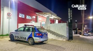 Bandidos ateam fogo em homem após assalto no Bairro Rendeiras, em Caruaru