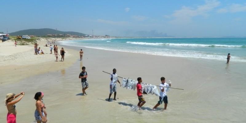 O Dia Mundial da Limpeza surgiu em 1986, na Austrália.