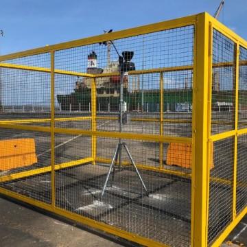 Porto do Recife instala estação meteorológica