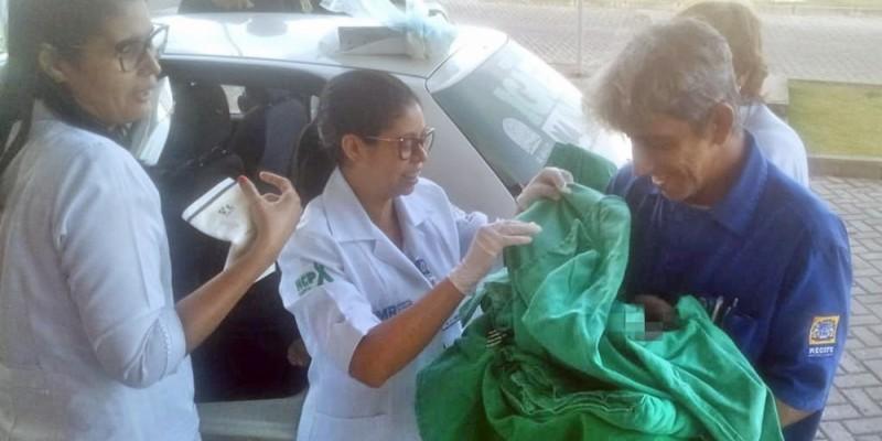 O caso ocorreu no quilômetro 69 da BR-101, no bairro de Jardim São Paulo